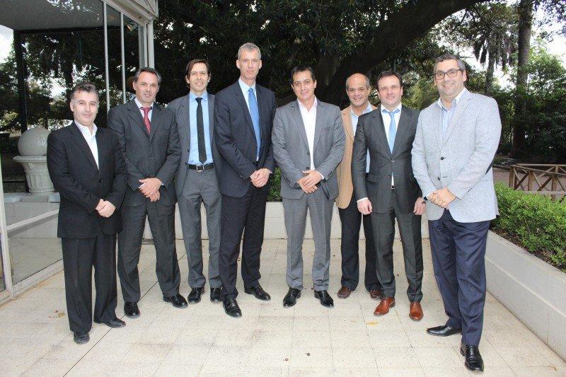 Autoridades de UFI visitaron Buenos Aires.