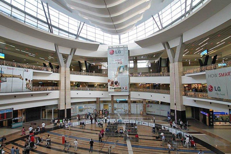 El aeropuerto Tambo de Johannesburgo ha sido elegido el mejor de África.