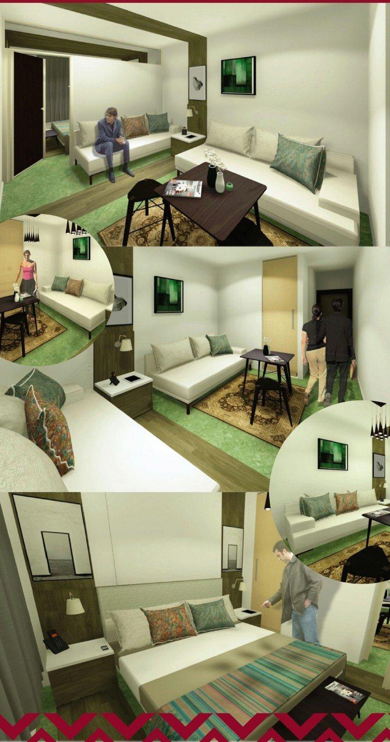 Nuevas habitaciones.