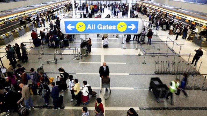 Viajeros de EEUU expresan la satisfacción con aerolíneas más alta en 10 años