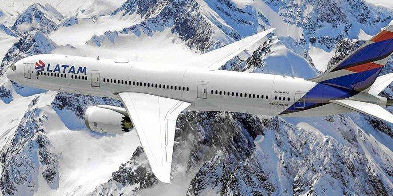 LATAM Airlines cierra su mejor trimestre desde la fusión en 2012