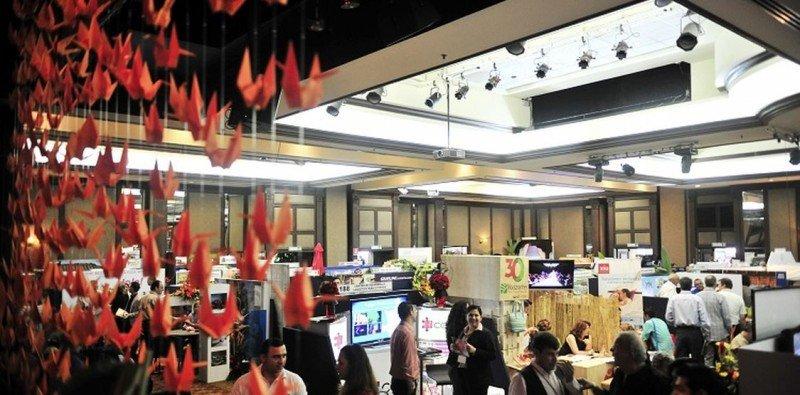 Feria Expotur, la vitrina más importante de Costa Rica. Foto: Nacion.com