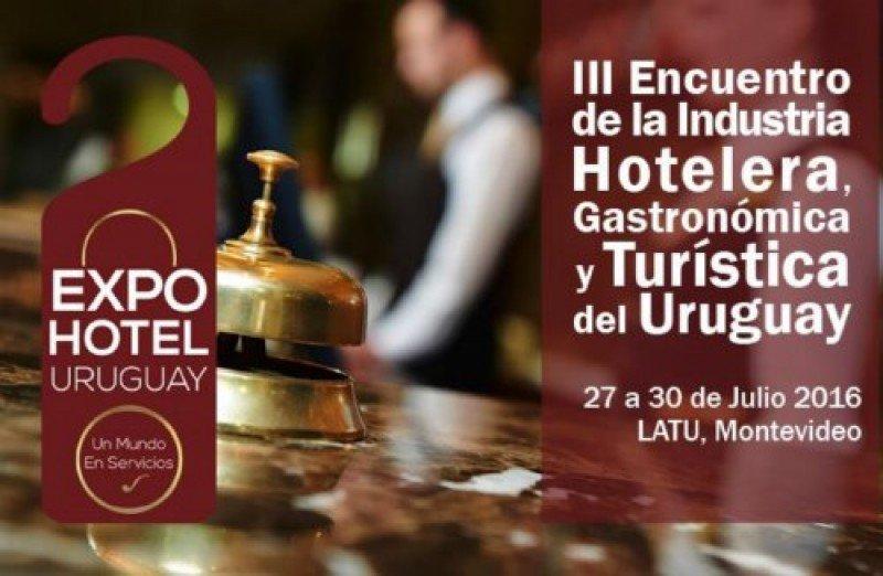 Tercera Expo Hotel de Montevideo se celebrará en julio
