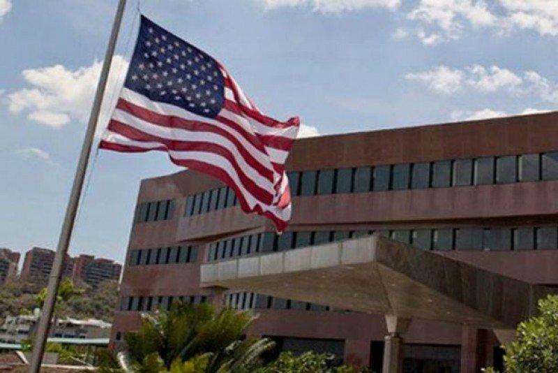 Embajada de EEUU en Venezuela.