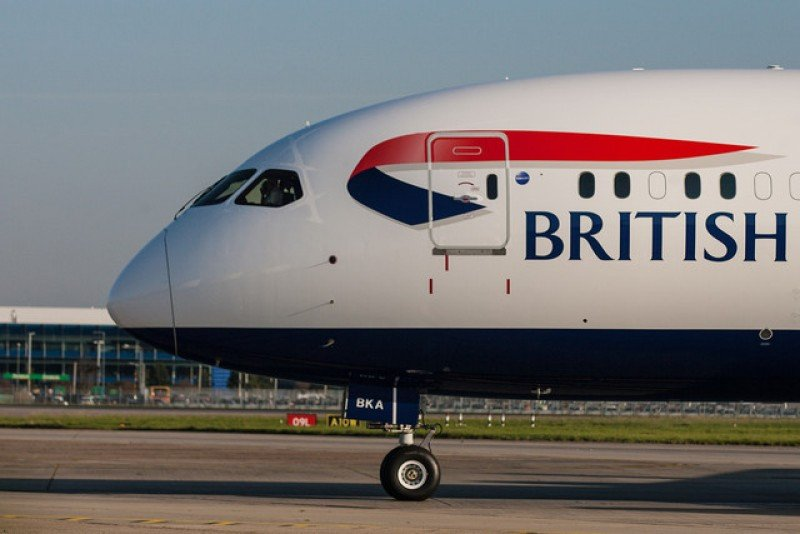 British Airways anuncia la primera ruta sin escalas entre Inglaterra y Chile