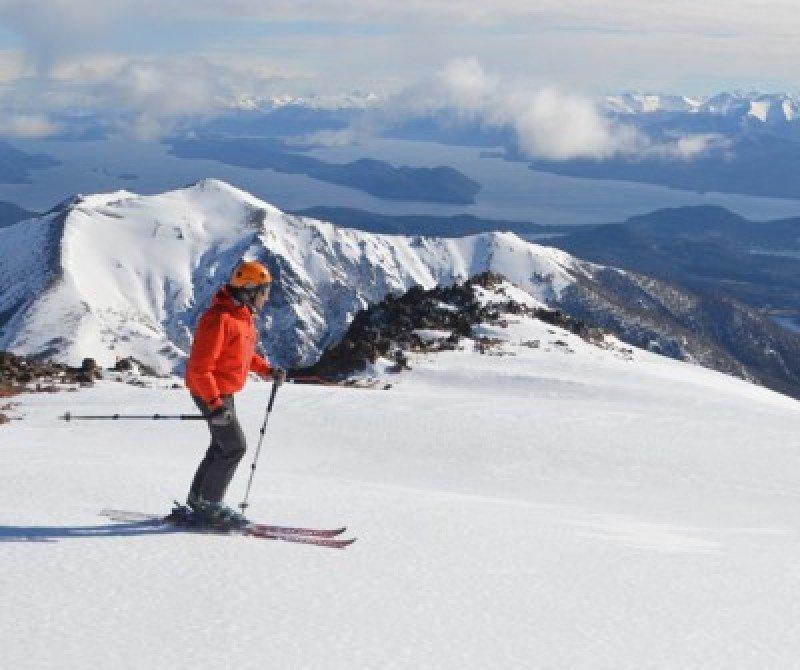 Bariloche espera 30.000 brasileños durante la temporada de invierno