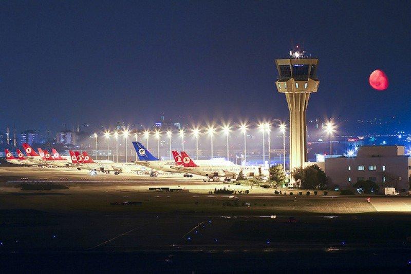 Se detiene en Latinoamérica la tendencia positiva en tráfico aéreo