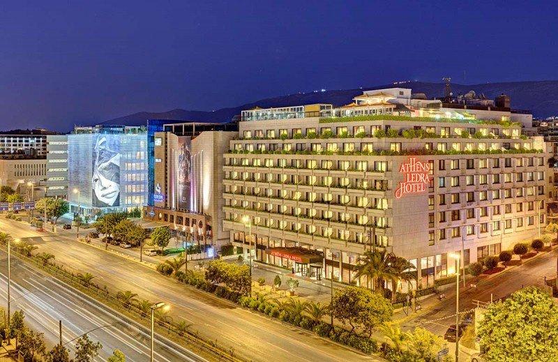 El hotel Atenas Ledra fue cerrado a pesar de estar trabajando con una ocupación de 90%.
