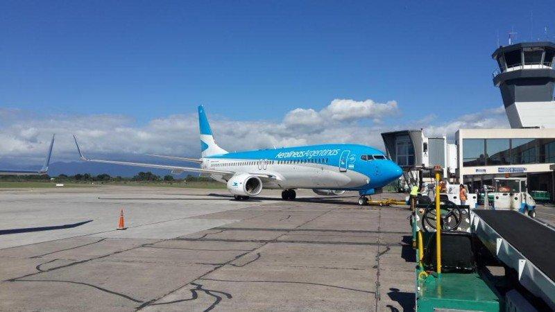 Salta mejora su conectividad: vuelos a Ezeiza, Rosario y Ushuaia