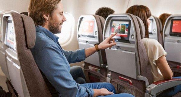 Iberia, BA y Aer Lingus: wifi de alta velocidad con tecnología satelital   Transportes