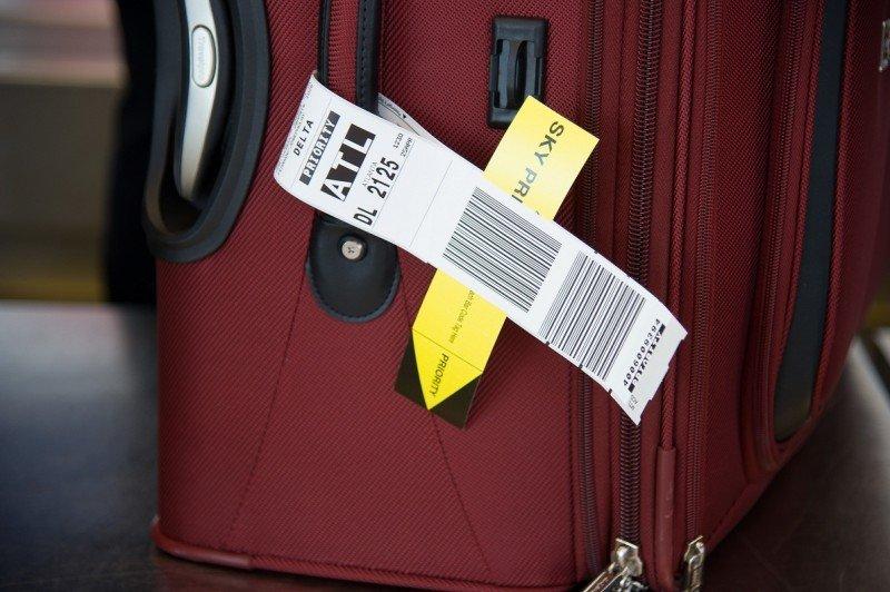 Facturar equipaje, uno de los pasos más estresantes