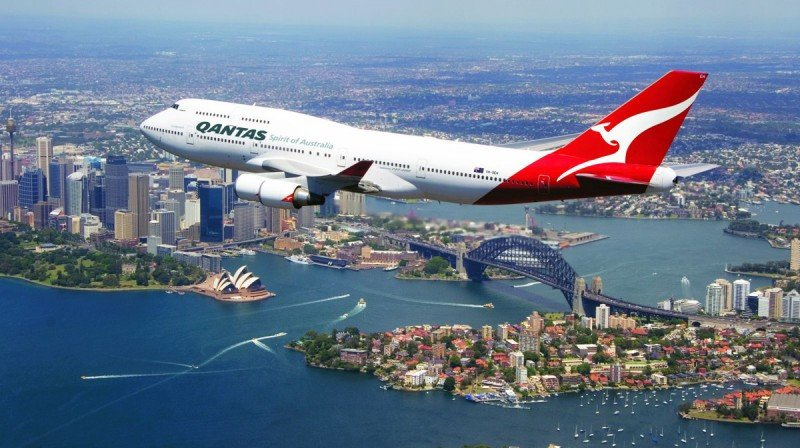 Qantas es en la aerolínea que m´ss ha innovado con el desarrollo de varios sistemas de seguridad operacional.