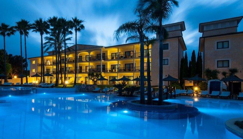 Mallorca y Canarias lideran en calidad hotelera. Foto Sentido Mallorca Palace.