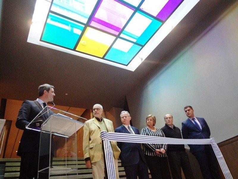 Inauguración formal del Hyatt Centric Montevideo.