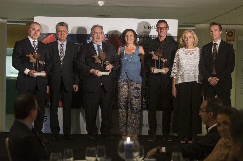 Gebta premia a Siemens, Samsung e Imagine Express