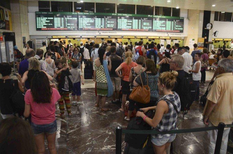 Amplían la huelga en Renfe que ya ha afectado a 330.000 viajeros (Foto de archivo/Treneando).