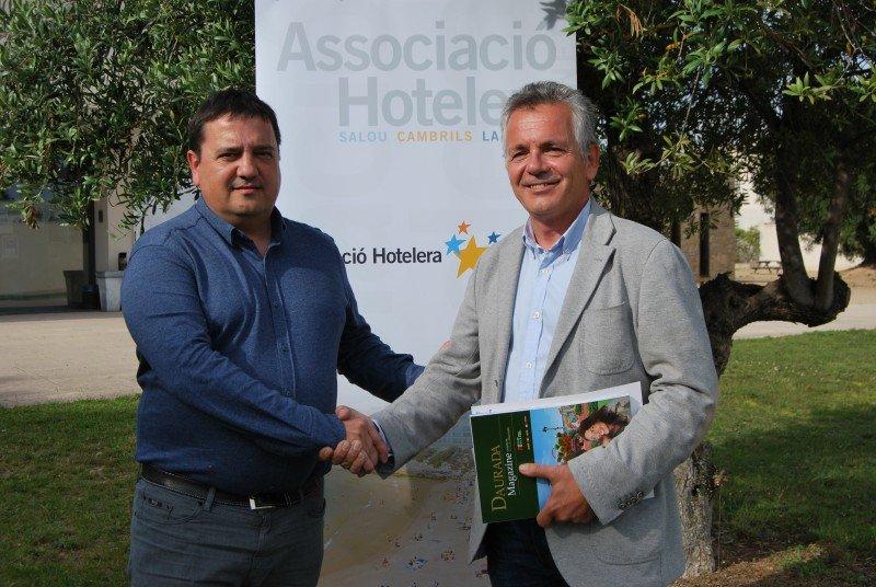 Nuevo presidente de los hoteleros de Salou-Cambrils-La Pineda