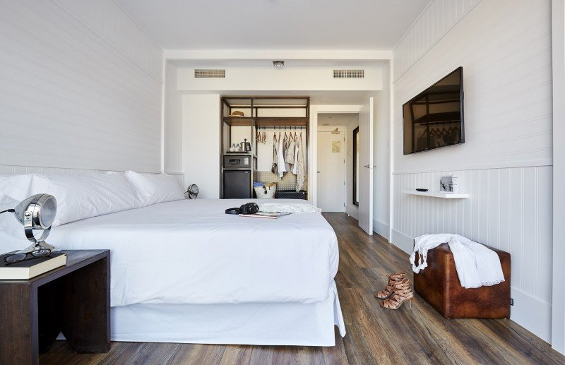 El Hotel Delamar sube a 4 estrellas tras 5,5 M € de inversión