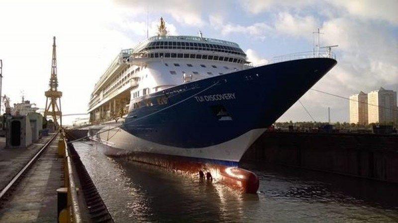 Thomson Cruises suma a su flota el nuevo TUI Discovery