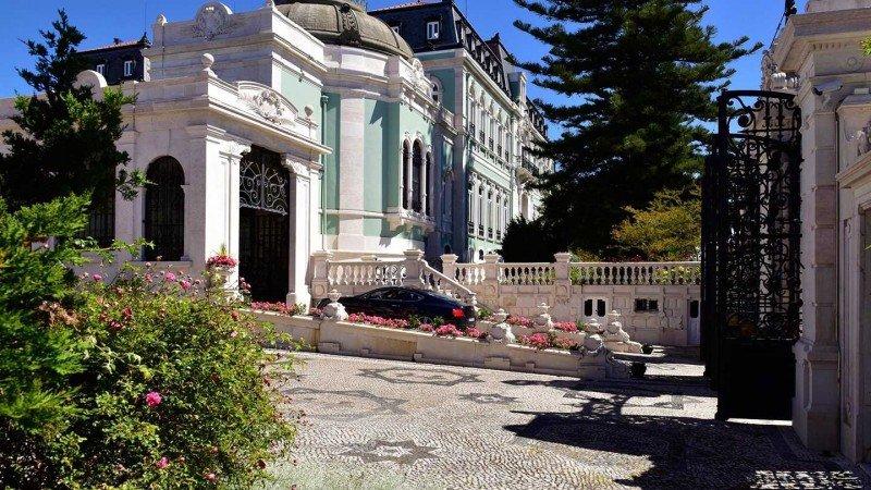 Pestana Palace Lisboa.