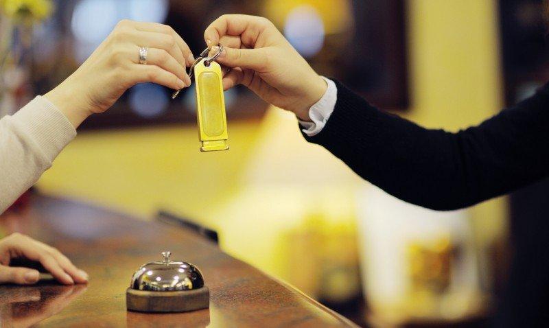 ¿Es fácil estafar a un hotel?