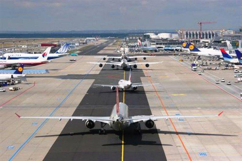 Aerolíneas europeas piden acción contra las huelgas de controladores