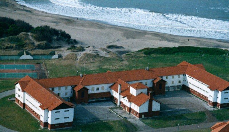 Unidad Turística Chapadmala, en la costa atlántica de la Provincia de Buenos Aires, es uno de los complejos previsto para turismo social.