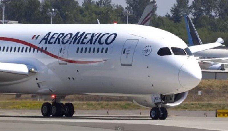 Aeroméxico se va de Venezuela