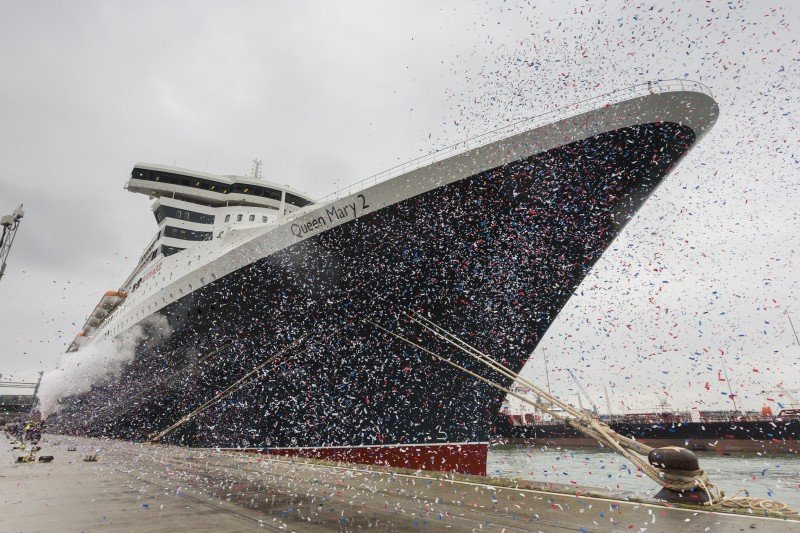 Queen Mary 2 estrena una reforma de 117 M €