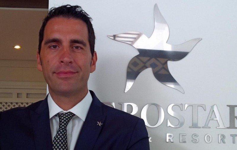 Ricardo Cioffi se incorpora como nuevo director comercial de Andalucía.
