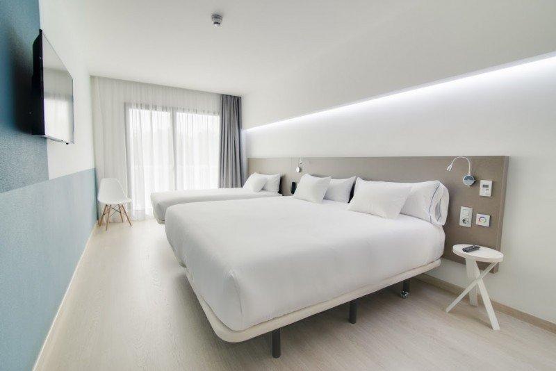 Sidorme invierte 4 M € en su primer hotel de San Sebastián