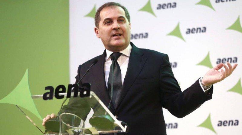 José Manuel Vargas, presidente y CEO de Aena.