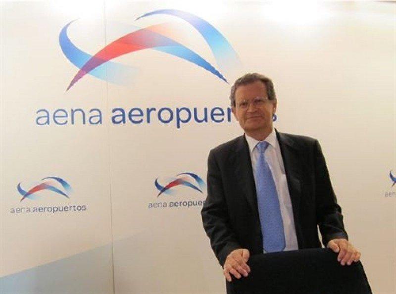 Juan Ignacio Lema, ex presidente de Aena.