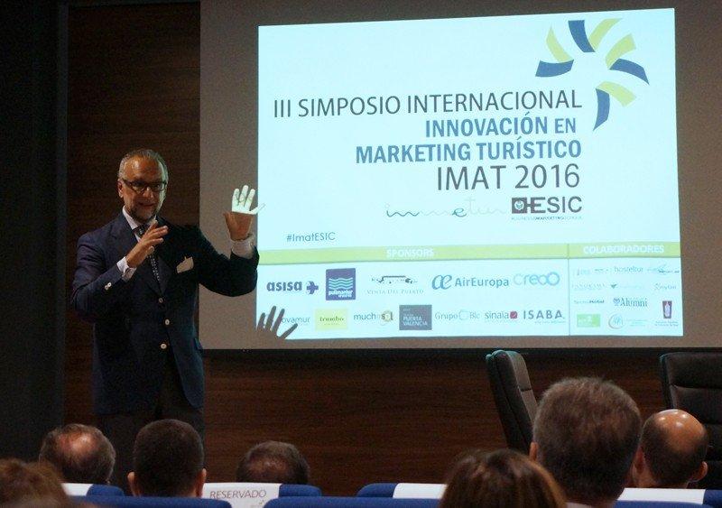 IMAT, innovación y turismo