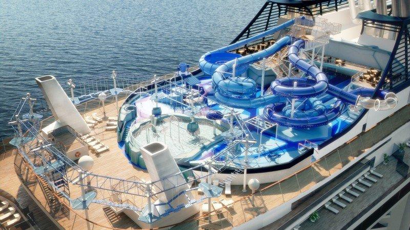 MSC Meraviglia navegará en 2017 tras una inversión de 929 M €