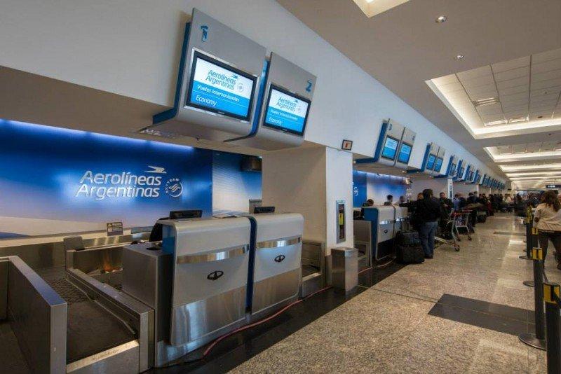 Aeroparque fue el que más pasajeros tuvo en abril, pese a haber disminuido un 2,3%.