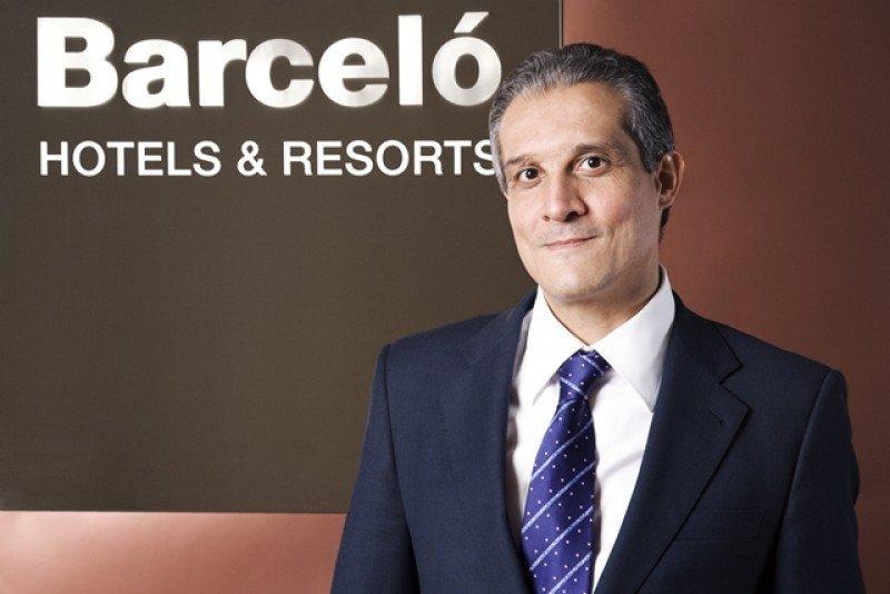 Raúl González, consejero delegado de Barceló para Europa, Medio Oriente y África.