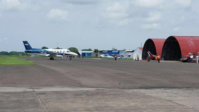 Inauguran remodelado aeropuerto en el sur de Guatemala