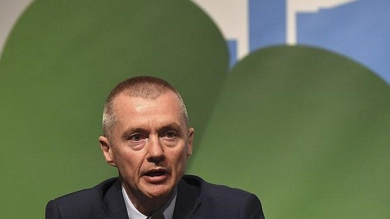 Willie Walsh, nuevo presidente de la junta de IATA (Foto: Reuters).
