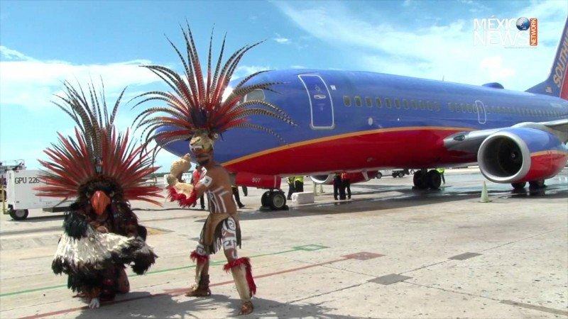 Aerolínea Southwest planea abrir tres nuevas rutas entre EEUU y México