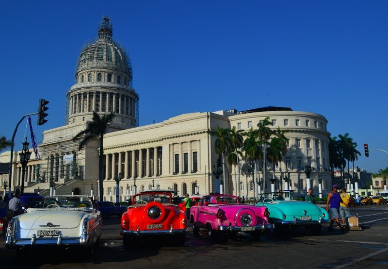 La Habana. (Foto: Hosteltur Latam)