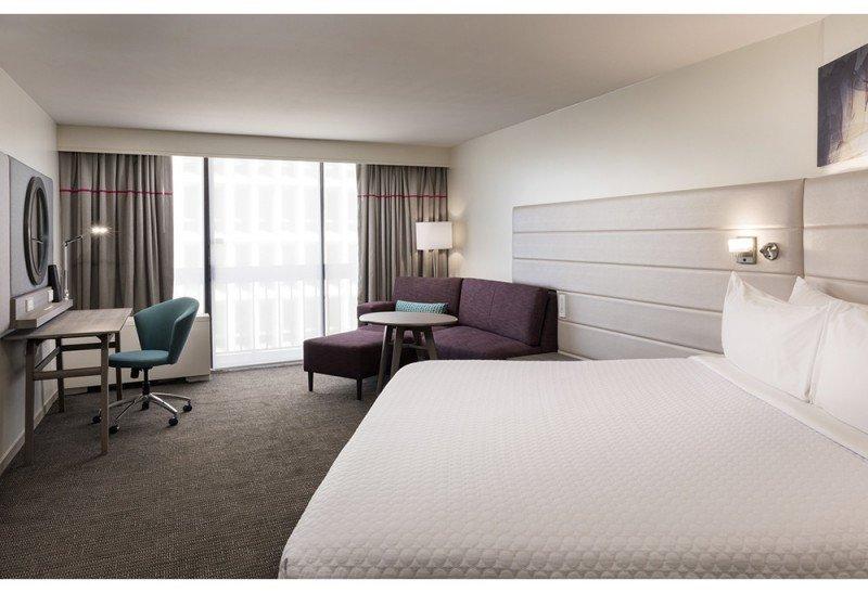 WorkLife Room, el concepto de habitación integradora que desarrolla Crowne Plaza.