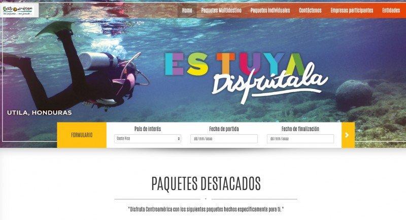 'Centroamérica es tuya, disfrútala', nueva campaña intrarregional