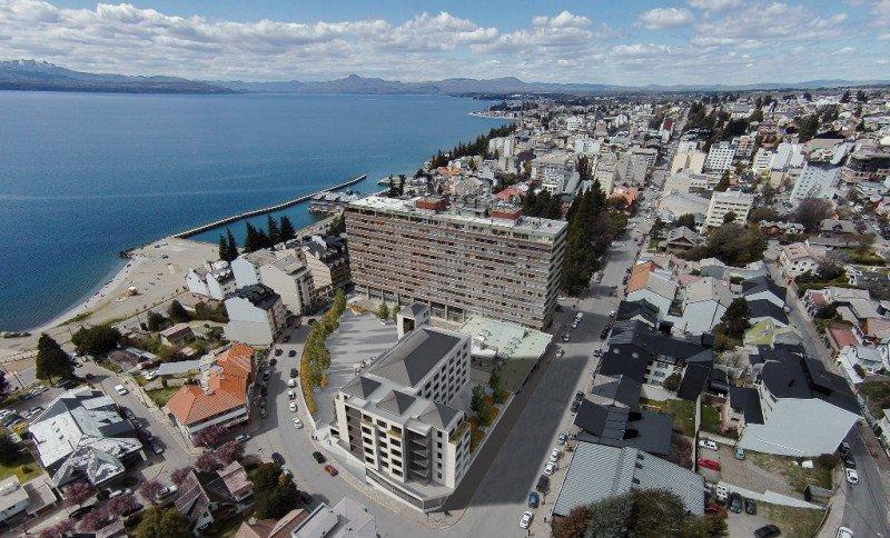 El nuevo hotel en Bariloche será de la marca Hampton.
