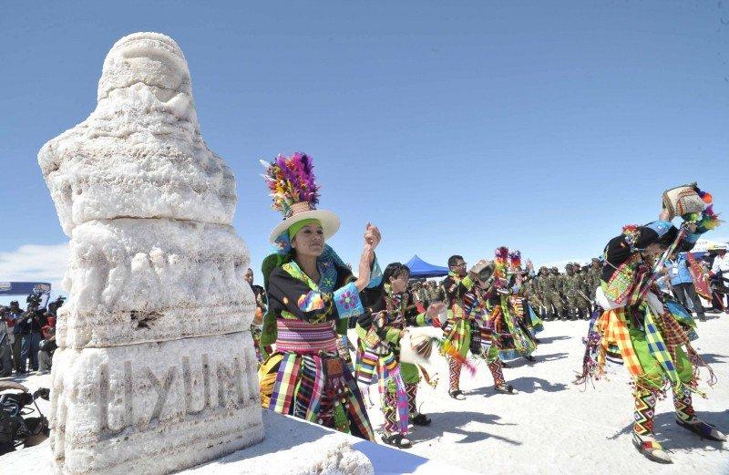 Bolivia aspira a posicionarse como destino turístico de nivel medio y alto. (Foto: Ministerio de Comunicación de Bolivia)