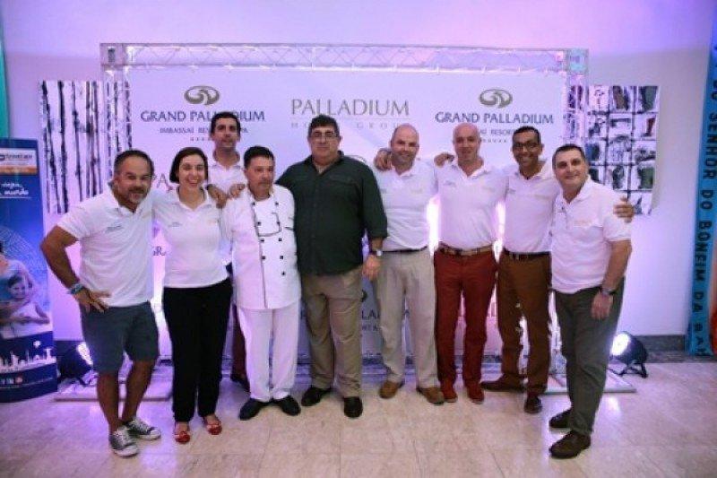 Palladium Hotel Group reunió a 300 profesionales en Brasil