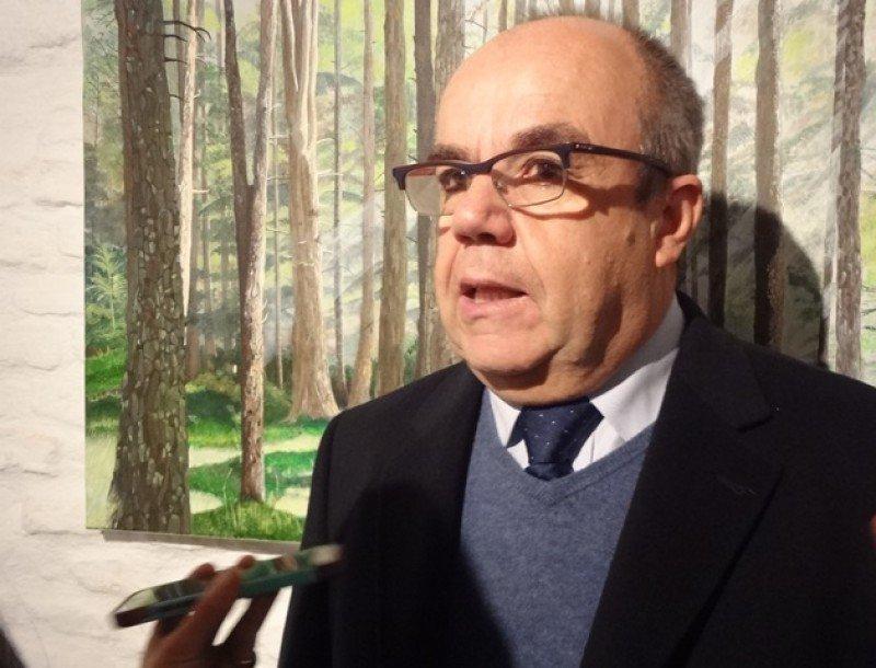 Andrés Sobrero, director de Turismo de la Intendencia de Colonia.