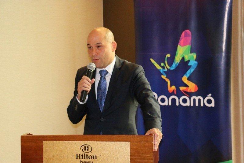 Gustavo Him, administrador de la Autoridad de Turismo de Panamá (ATP).