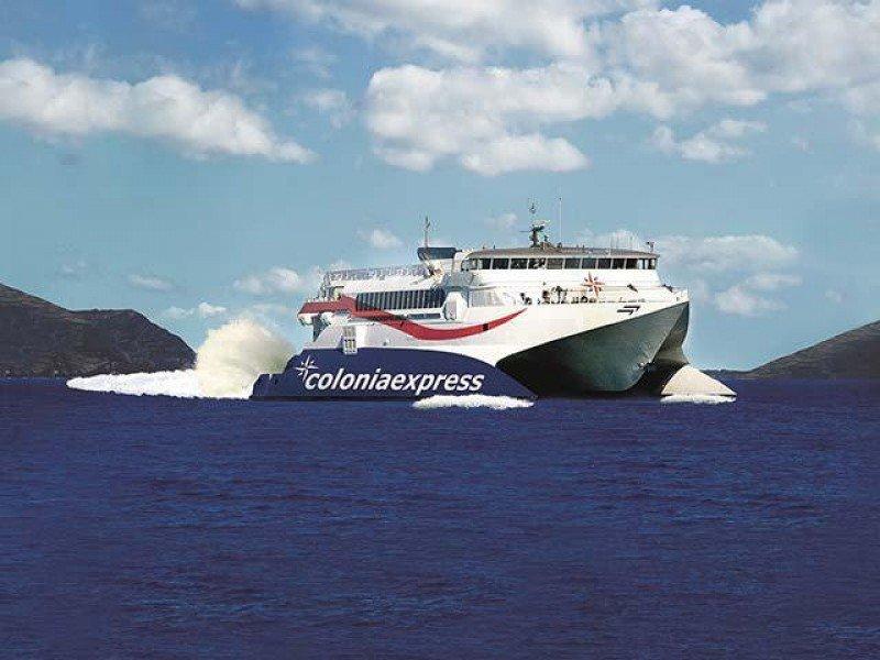 El nuevo Atlantic Express, su primer barco con bodega para autos, representó una inversión de US$ 15 millones.