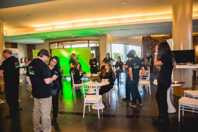 Operadores y agentes satisfechos con workshop de Abtour Viajes